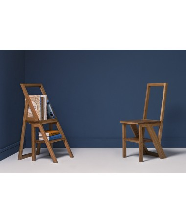 Iford Library Step Chair