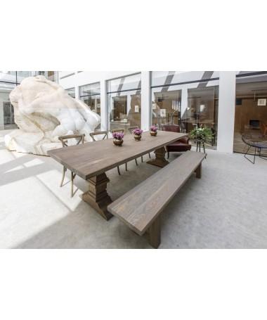 Nirvana wood table