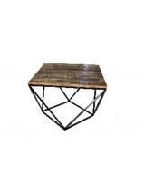 diamond-shape-coffee-table-of-wood-and-metal