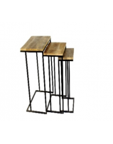 set-of-three-stools-of-wood-and-metal